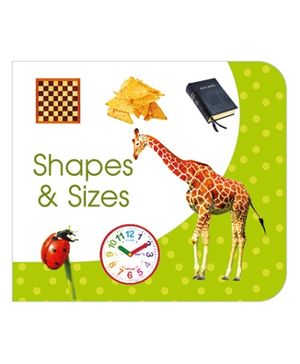 ART Factory - Shapes And Sizes Board Book
