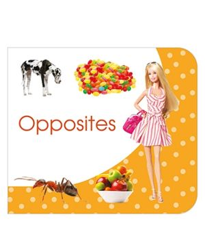 Art Factory Opposites Board Book - English
