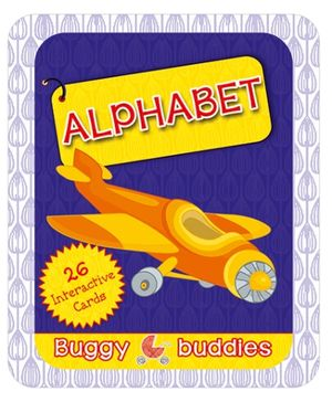 Art Factory Alphabet Buggy Buddies - English