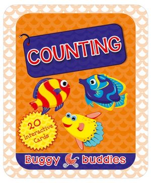 Art Factory Counting Buddy Buddies - English