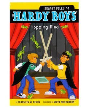 The Hardy Boys Hopping Mad