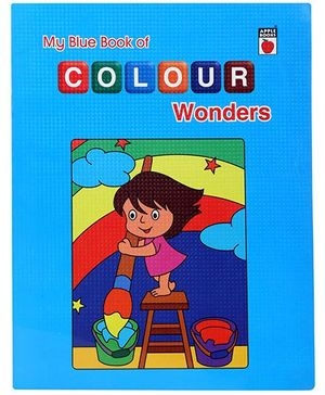 Apple Books My Blue book of Color Wonders - English