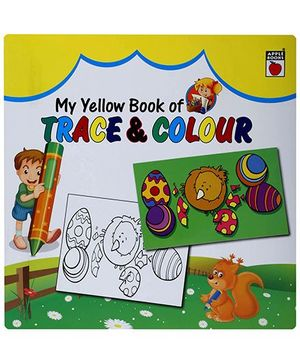 Apple Books My Yellow Book of Trace And Color - English