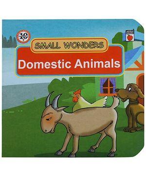 Apple Books Small Wonders Domestic Animals - English