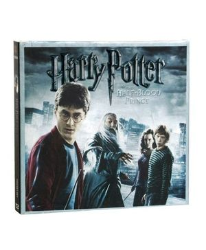 Harry Potter and the Half Blood Prince VCD