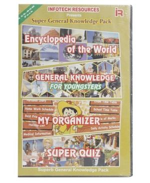 Infotech Resources Super General Knowledge Pack