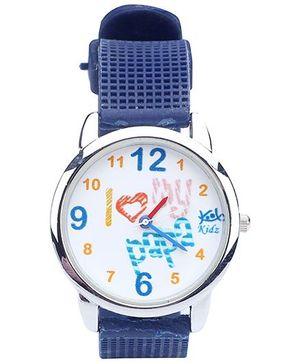 Kool Kidz Analog Wrist Watch - Blue
