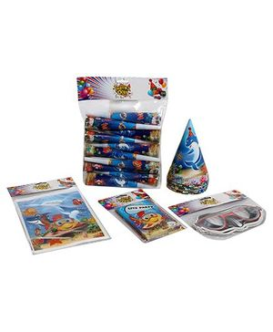 Birthday Party Kit Underwater Themed