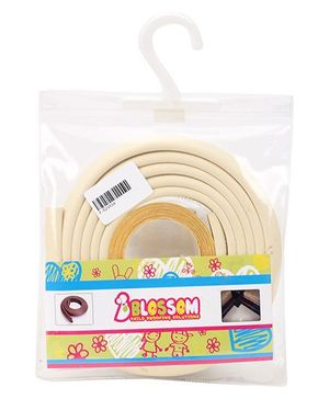 Blossom Child Proofing Sharp Edge Protector White - 2 Meter Long