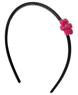 Hair Band - Dark Pink