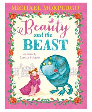 Harper Collins Beauty And The Beast - English