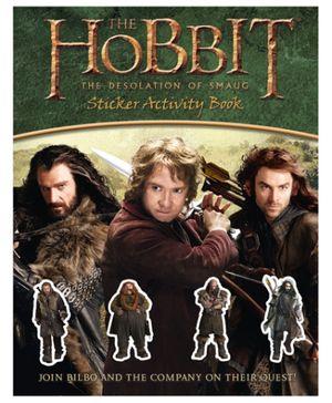 Harper Collins The Hobbit Sticker Activity Book - English