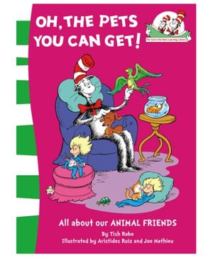 Harper Collins Oh The Pets You Can Get - English