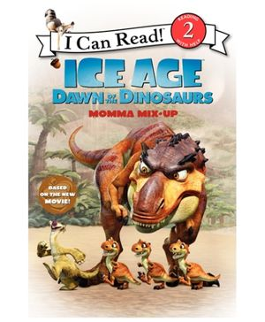 Harper Collins Ice Age Dawn Of The Dinosaur Momma Mix Up - English