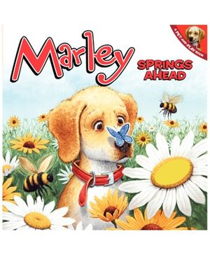 Harper Collins Marley Springs Ahead - English