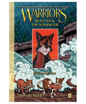 Harper Collins Warriors: SkyClan And The Stranger Beyond the Code - English