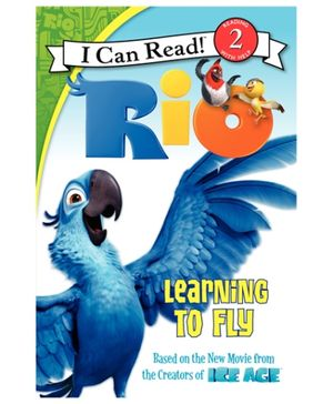 Harper Collins Rio Learning To Fly - English