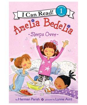 Harper Collins Amelia Bedelia Sleeps Over - English