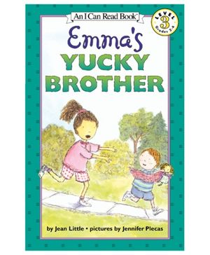 Harper Collins Emmas Yucky Brother - English