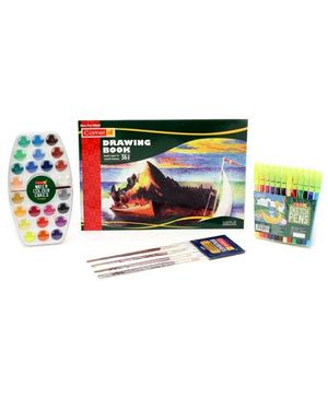 Camel Painting Kit - Set of 4
