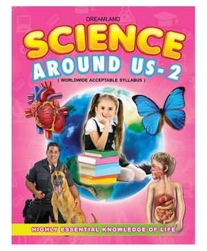 Dreamland Science Around Us 2 - English