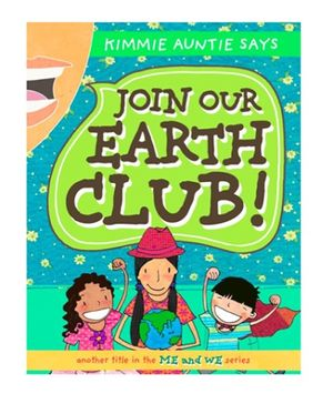 Scholastic Join Our Earth Club -  English