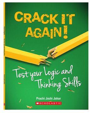 Scholastic Book Crack It Again - English