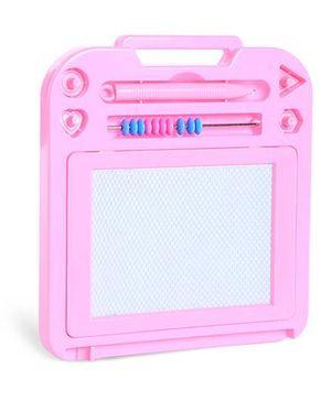 Fab N Funky Baby Writing Board - Pink