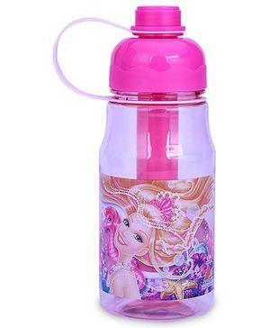 Barbie Frozen Stick Sipper Bottle - 500 ml