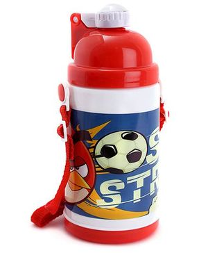 Angry Birds Insulated Water Bottle Push Button - 400 ml