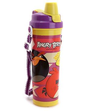 Angry Birds Flip Open Water Bottle - 700 ml