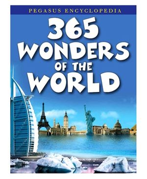 Pegasus Book 365 Wonder of The World - English