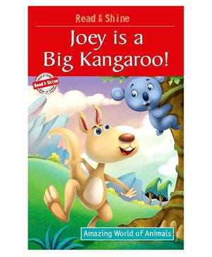 Pegasus Book Joey is a Big kangaroo - English