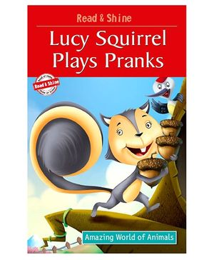 Pegasus Book Lucy Squirrel Plays Pranks - English