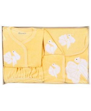 Child World Baby Gift Set - Yellow