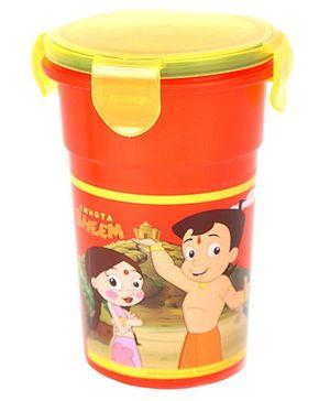 Chhota Bheem Tumbler - Orange