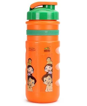 Chhota Bheem Sipper Water Bottle - Orange