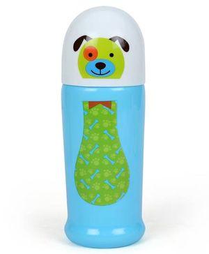 1st Step Non Spill Soft Spout Cup Blue - 350 ml