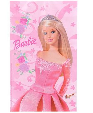 Barbie Treat Sack - Pack Of 8