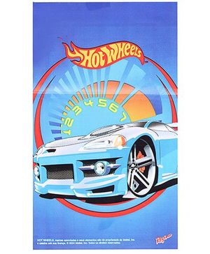 Hot Wheels Treat Sack - 8 Pieces