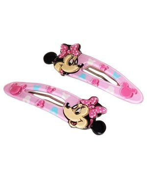 Minnie Mouse - Snap Clip