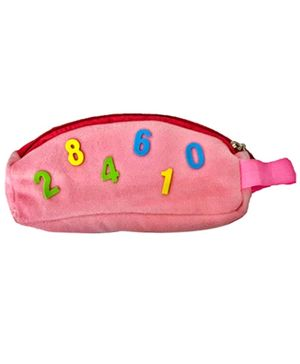 Hello Toys Pencil Pouch - Pink