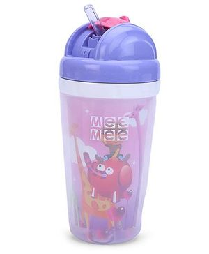 Mee Mee Insulated Training Cup Pink - 230 ml