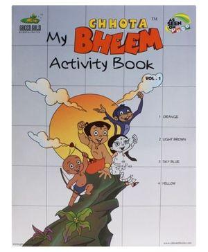 My Chhota Bheem Activity Book