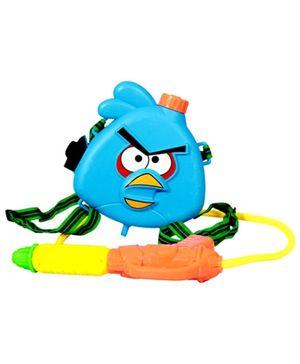 Deal Bindaas Holi Water Pichkari Angry Birds Back Pack Tank - 3031