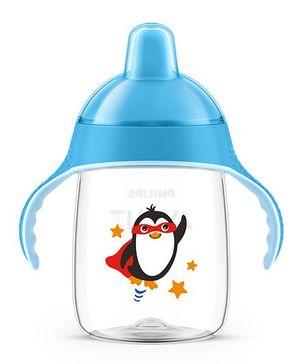 Avent Premium Spout Cup 340 ml - Blue