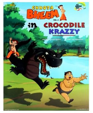 Chhota Bheem: In Crocodile Krazzy - Volume 5