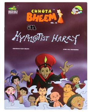 Chhota Bheem - Hypnotist Harry
