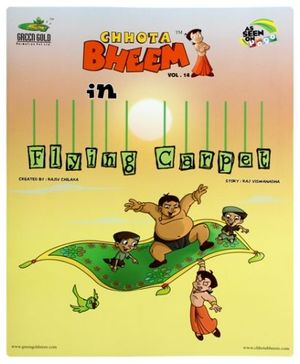 Chhota Bheem - The Flying Carpet