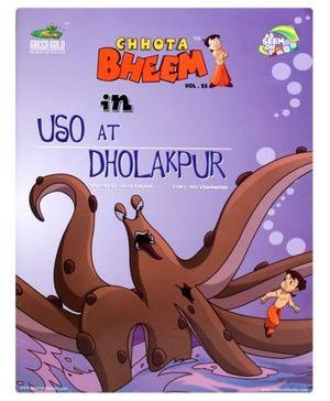Chhota Bheem - USO at Dholakpur